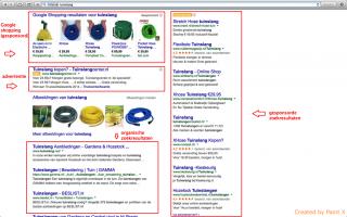 organische zoekresultaten seo